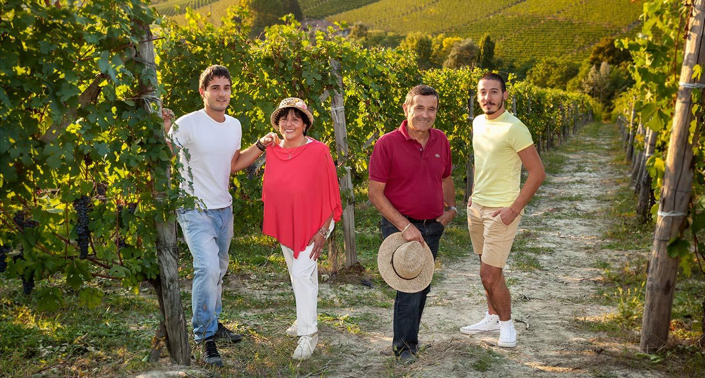 Famiglia Piazzo - Vini delle Langhe